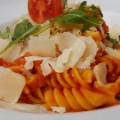 FUSILLI FRESCA ALL' AMATRICIANA